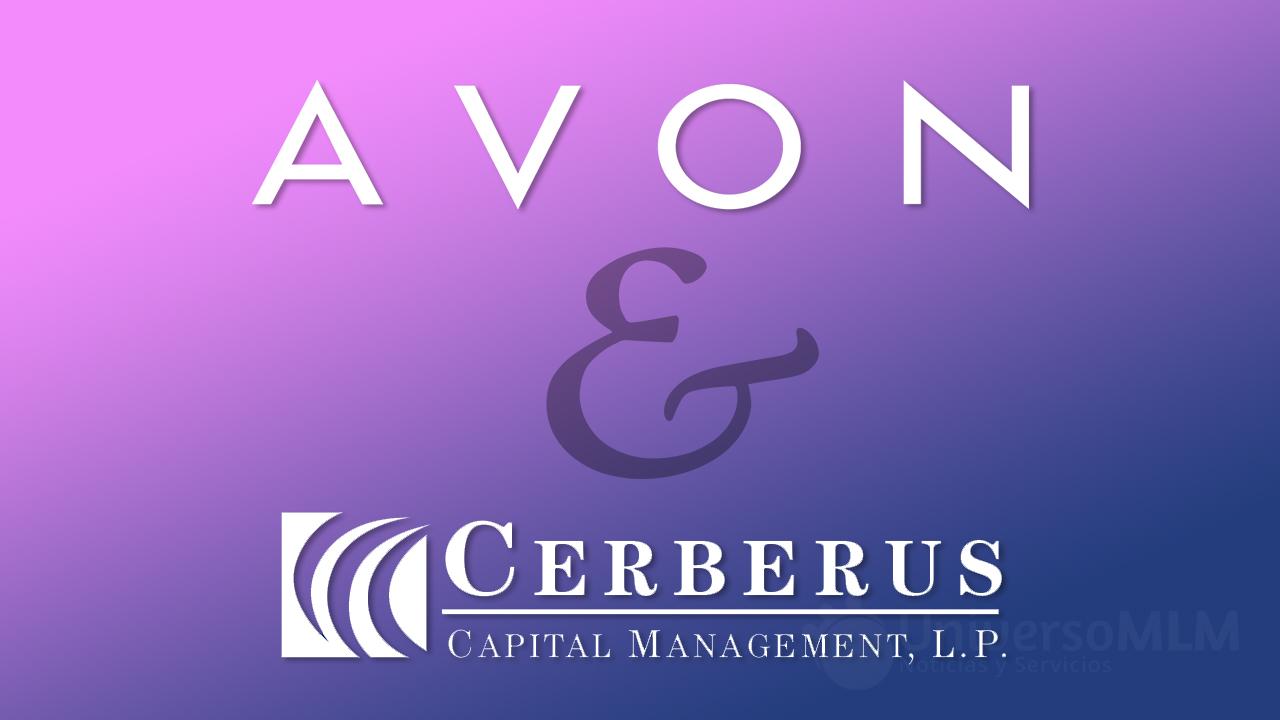 Avon se asocia con Cerberus Capital Management