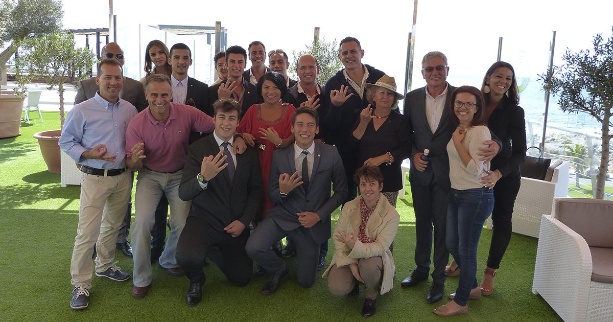 Asistentes al Curso Básico I de EverGreen en Canarias