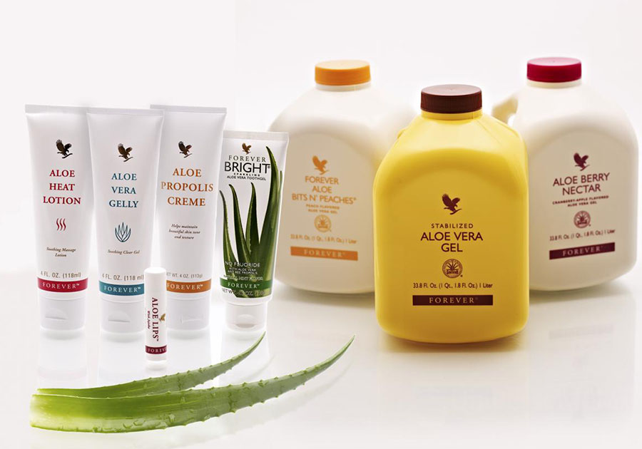 Productos de Forever Living