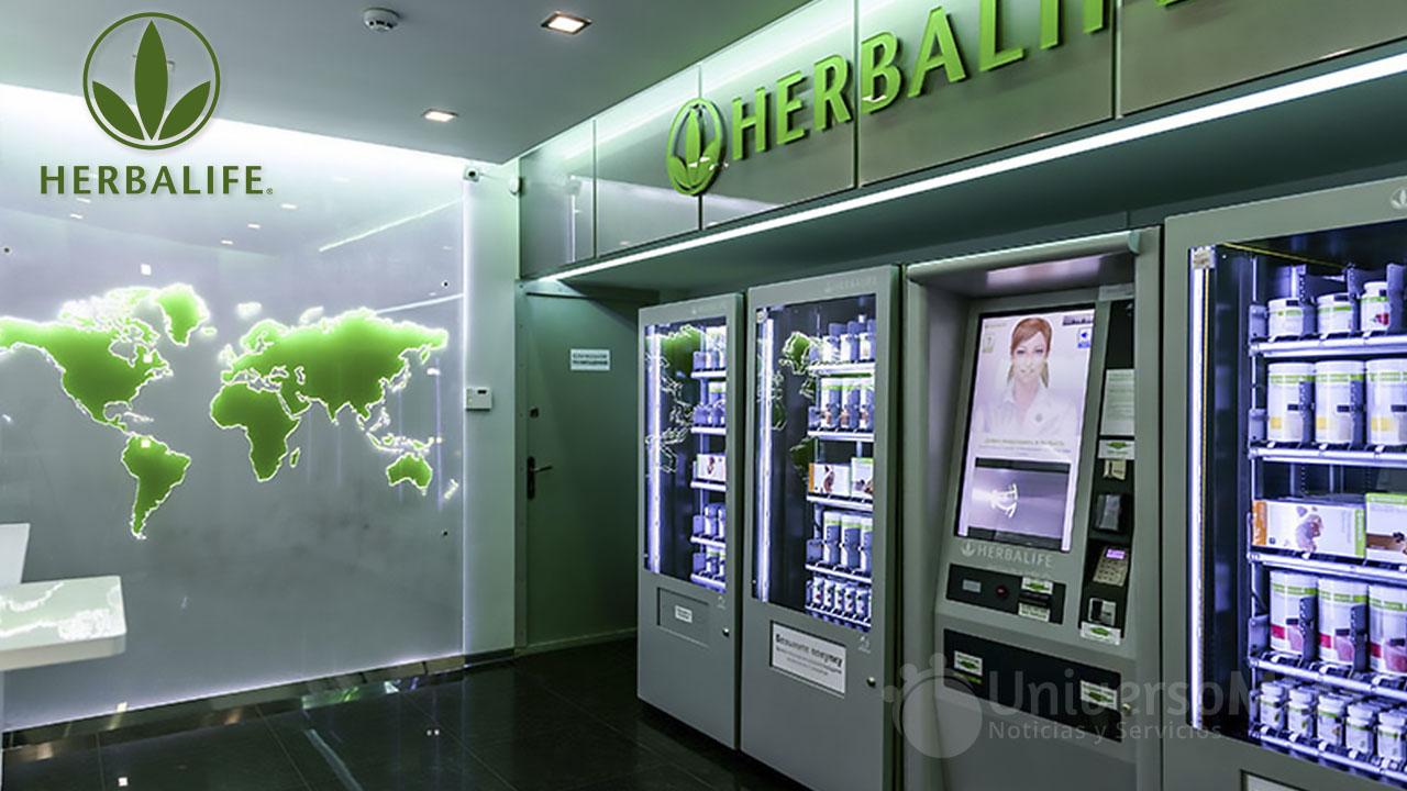 Tienda automática de Herbalife