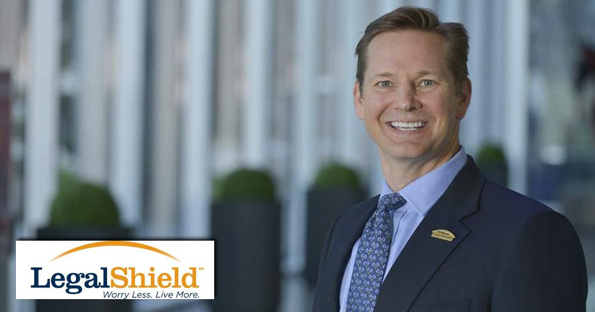 Jeff Bell, CEO de LegalShield