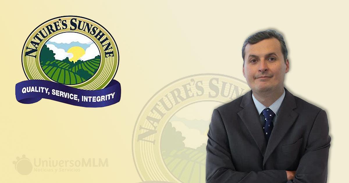 Pedro Larreal Noguera, director general de Nature´s Shunrise en México