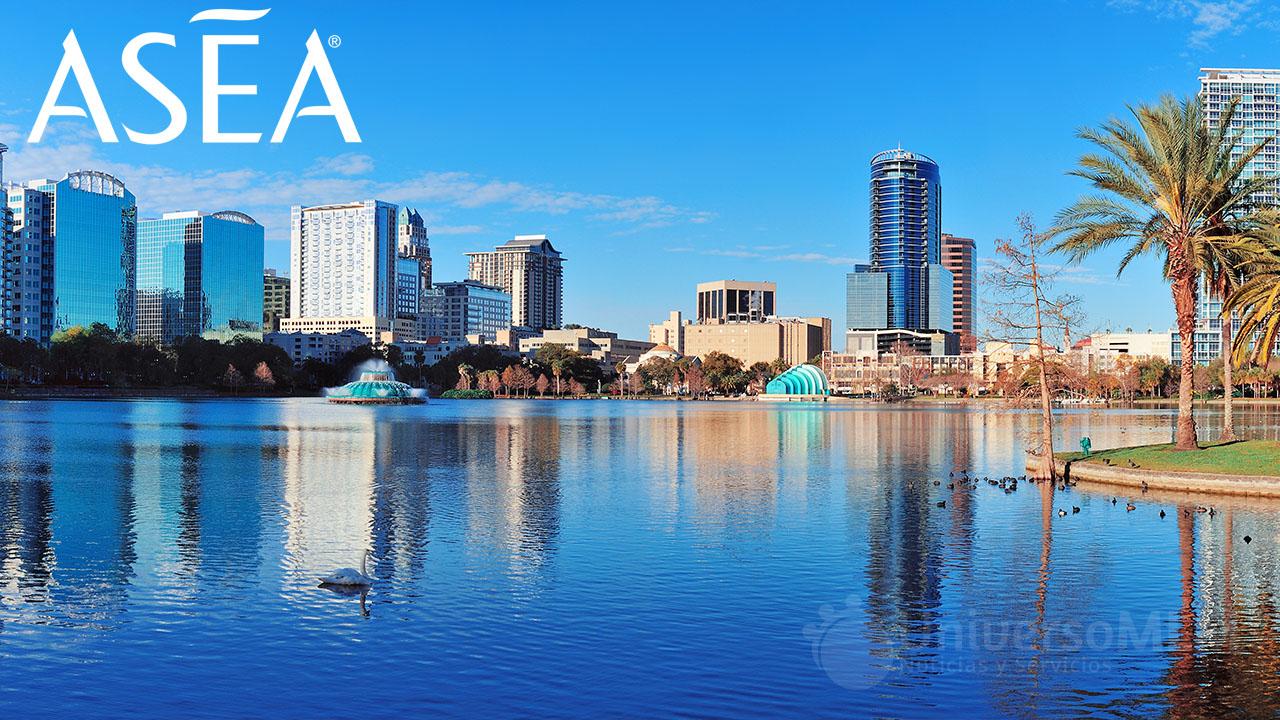 Convención Global Asea 2016 en Orlando