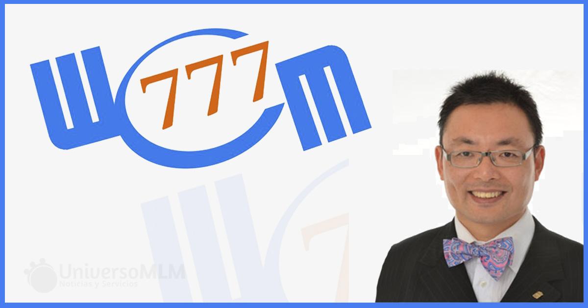 El dr. Phil MingXu, artífice de WCM777
