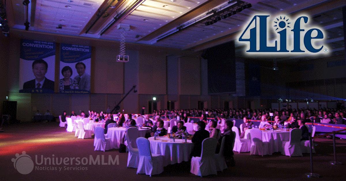 Convención de 4Life en Corea