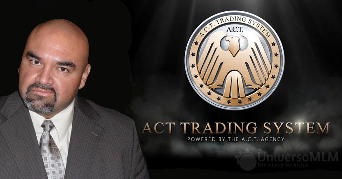 Daniel Pacheco, CEO de ACT