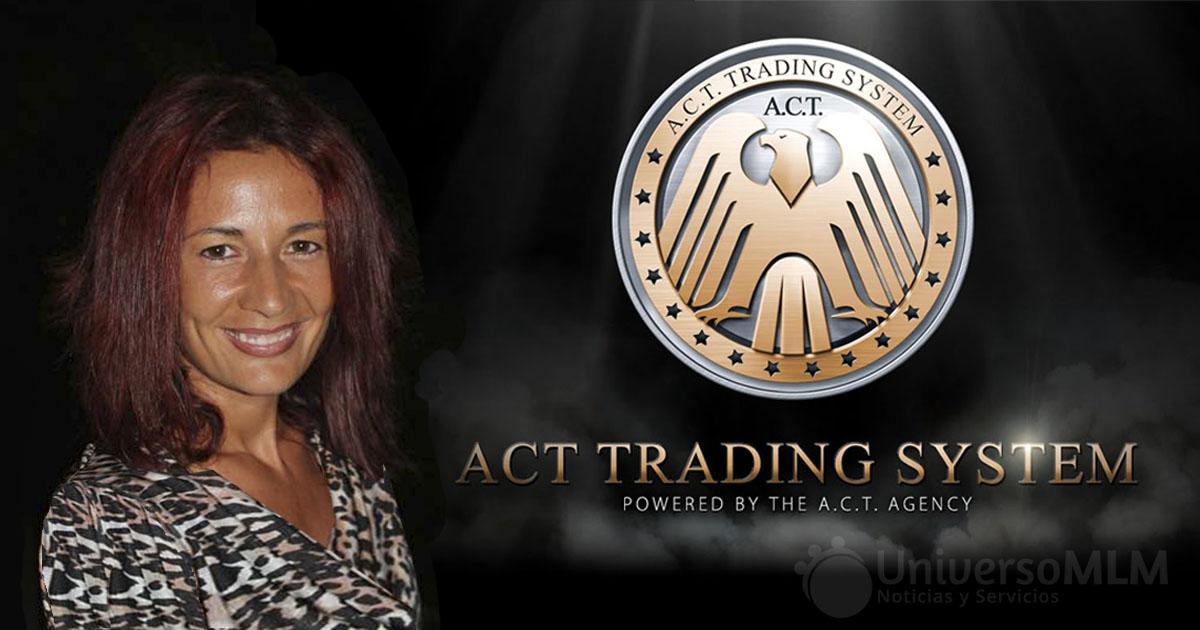 Esther Padilla, Diamante en ACT