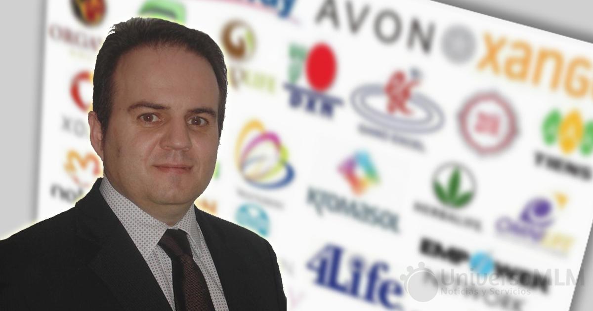 Alfonso Sánchez, Networker y bloguero mlm