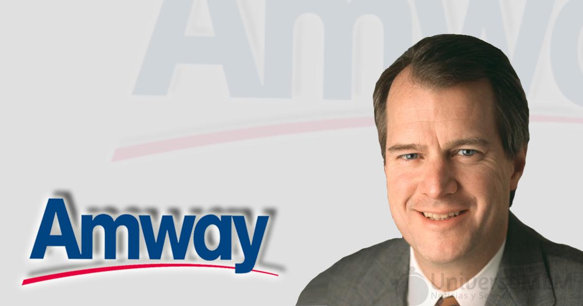 Mark Stevens, nuevo CFO de Amway