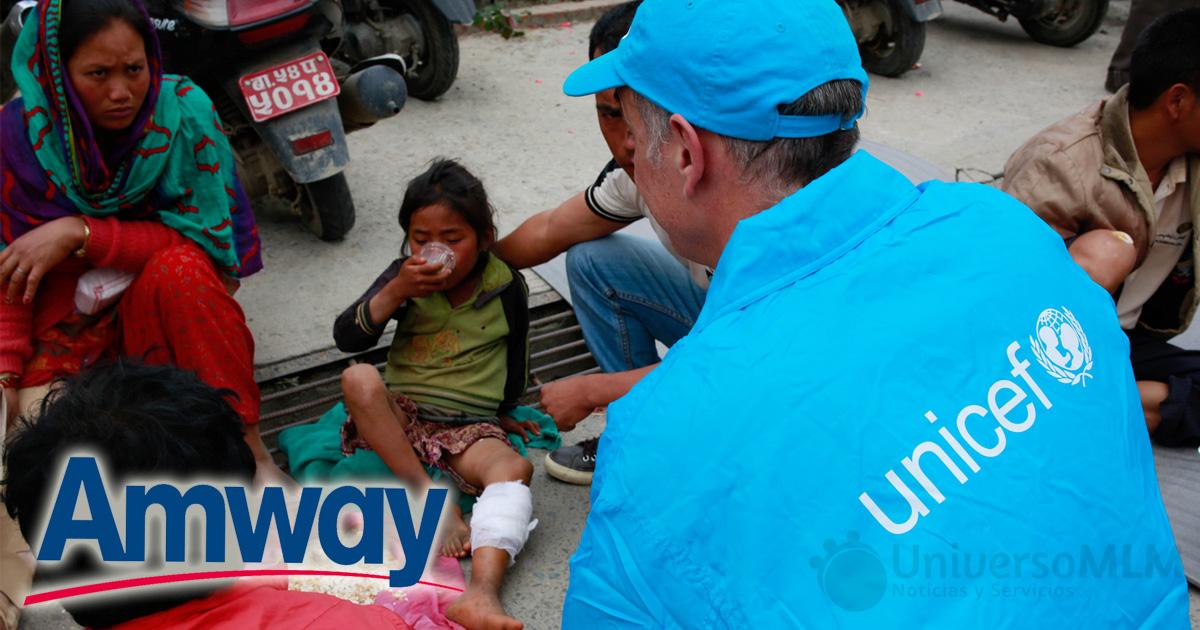 Amway recauda fondos para ayuda humanitaria en Nepal