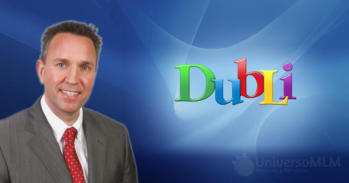 Michael Hansen, CEO DubLi