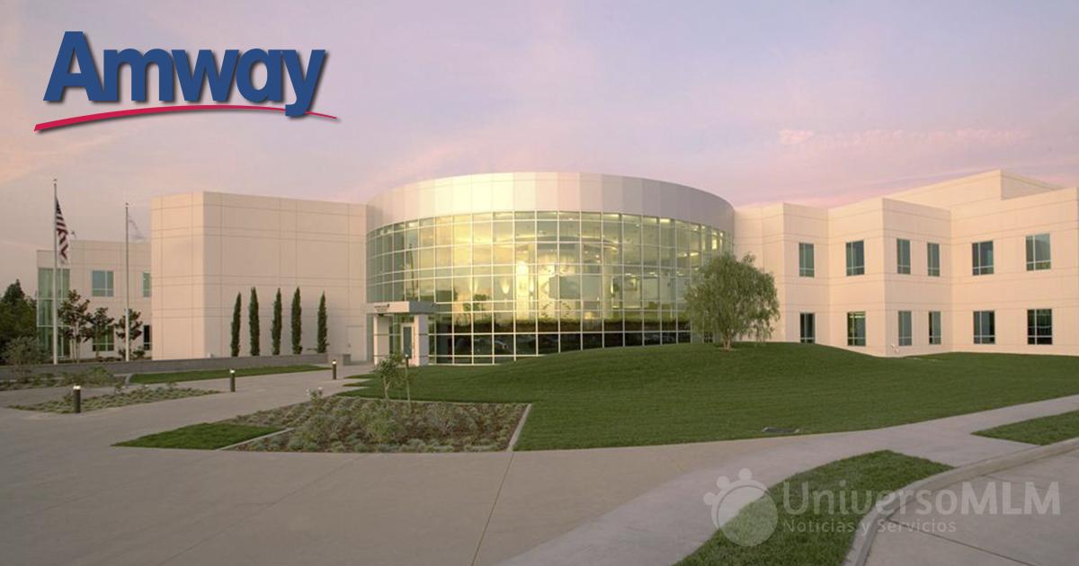 Centro de fabricación de Nutrilite en Buena Park, California