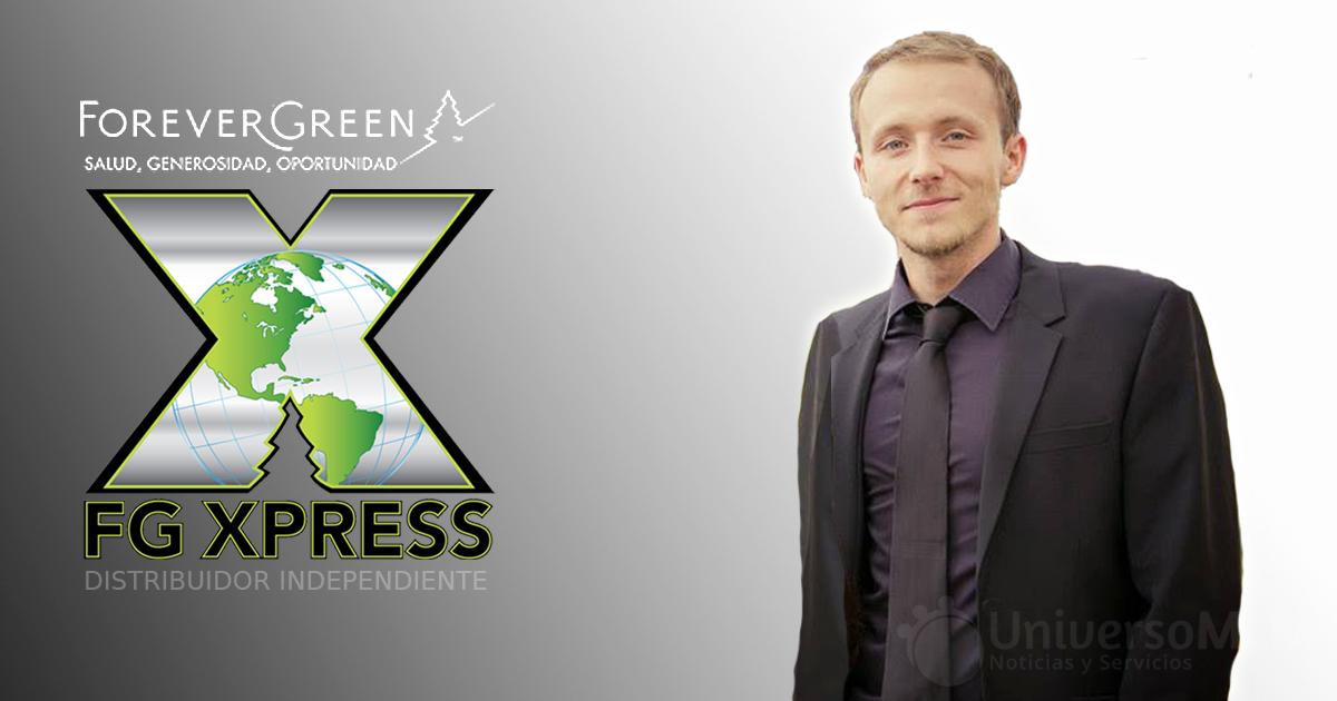 Kai Bleif, líder de Forever Green