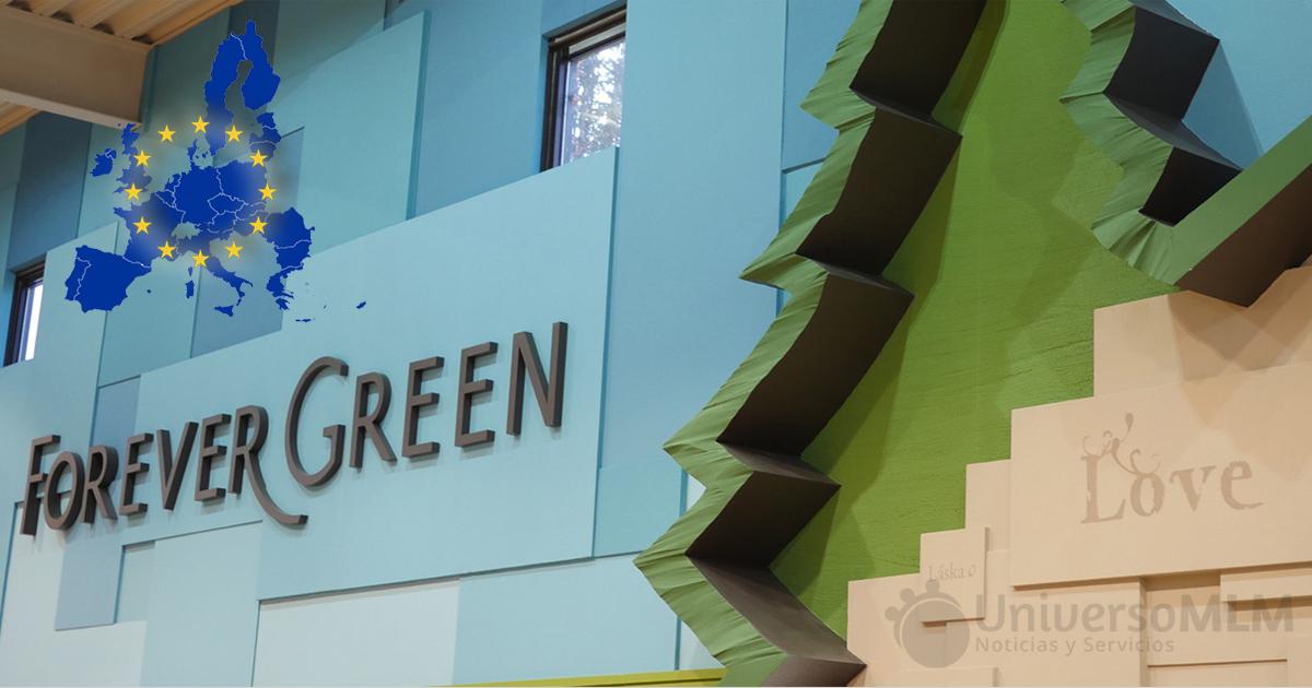 Forever Green crece en Europa