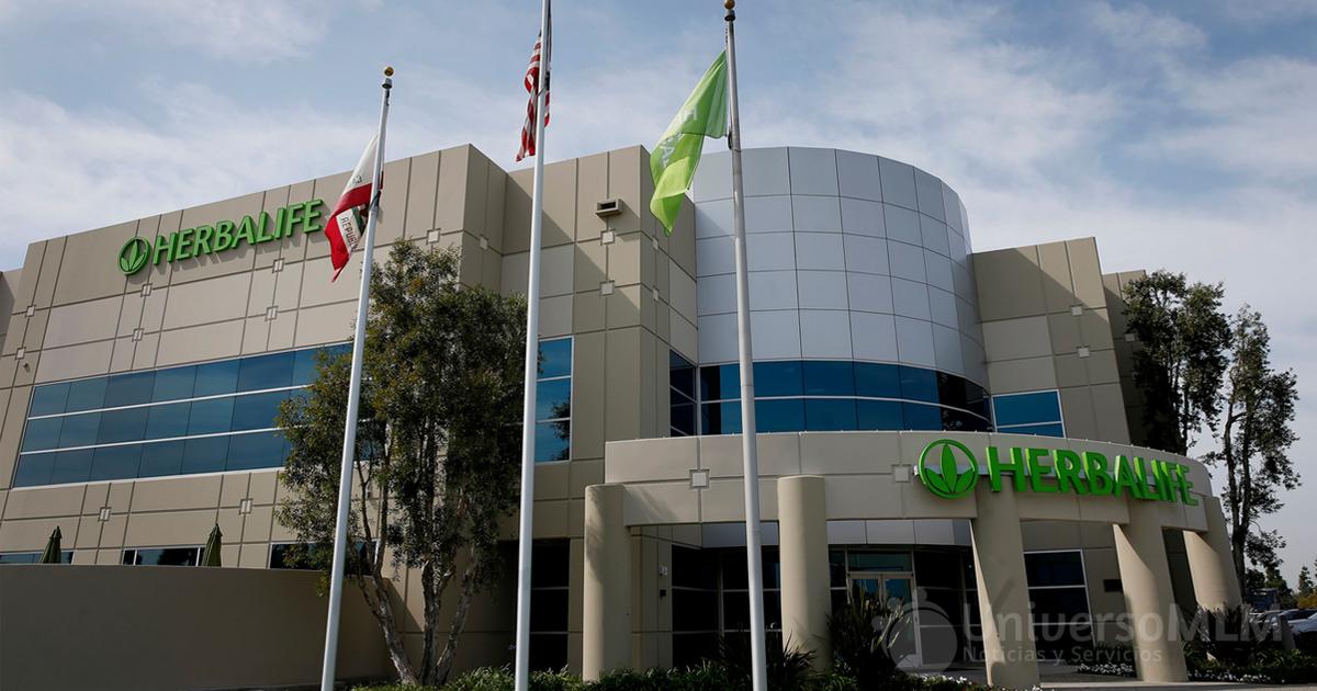 Centro de distribución de Herbalife en Los Ángeles