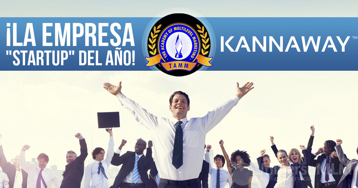 Kannaway, empresa Start Up del año