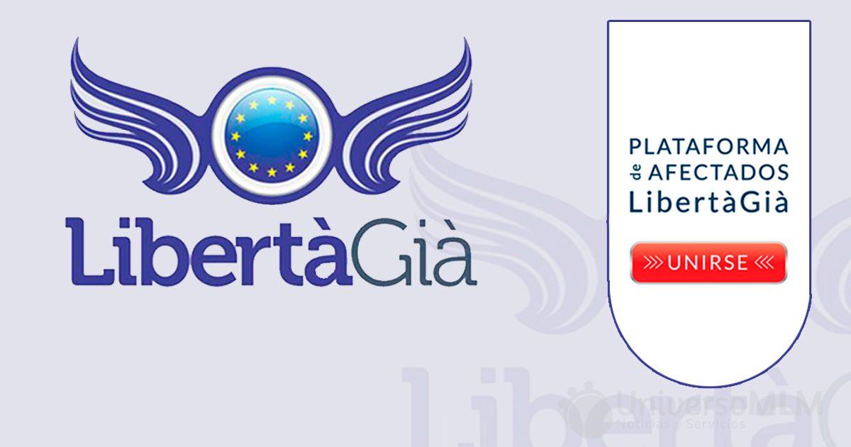 Plataforma de afectados LibertàGià
