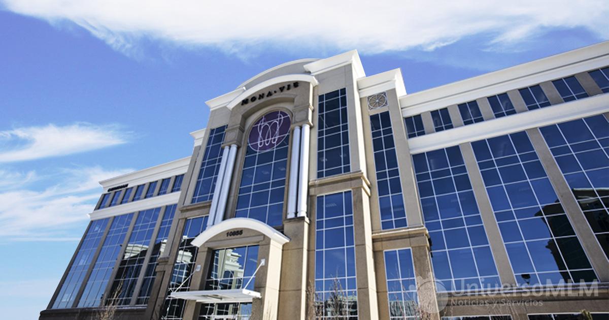 La sede de Monavie en Utah