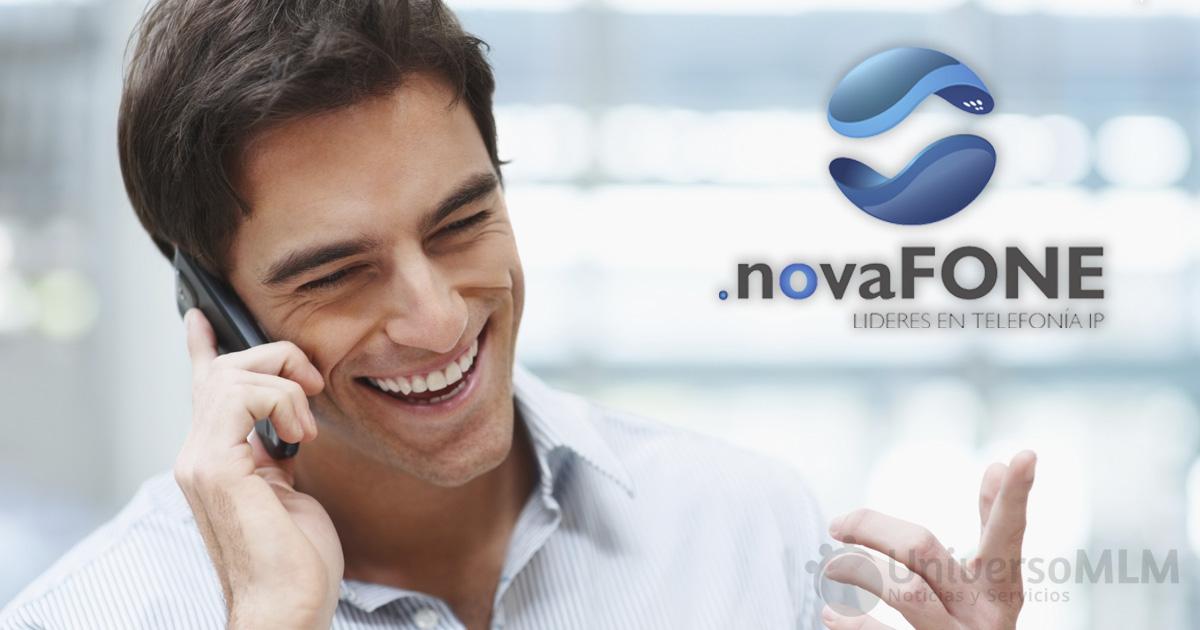 Novafone comercializa telefonía IP