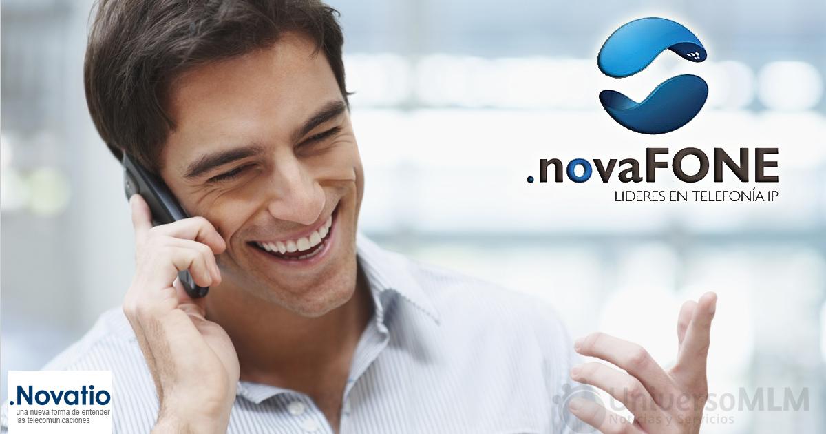 NovaFONE, comercializa una App para habla por teléfono a nivel mundial