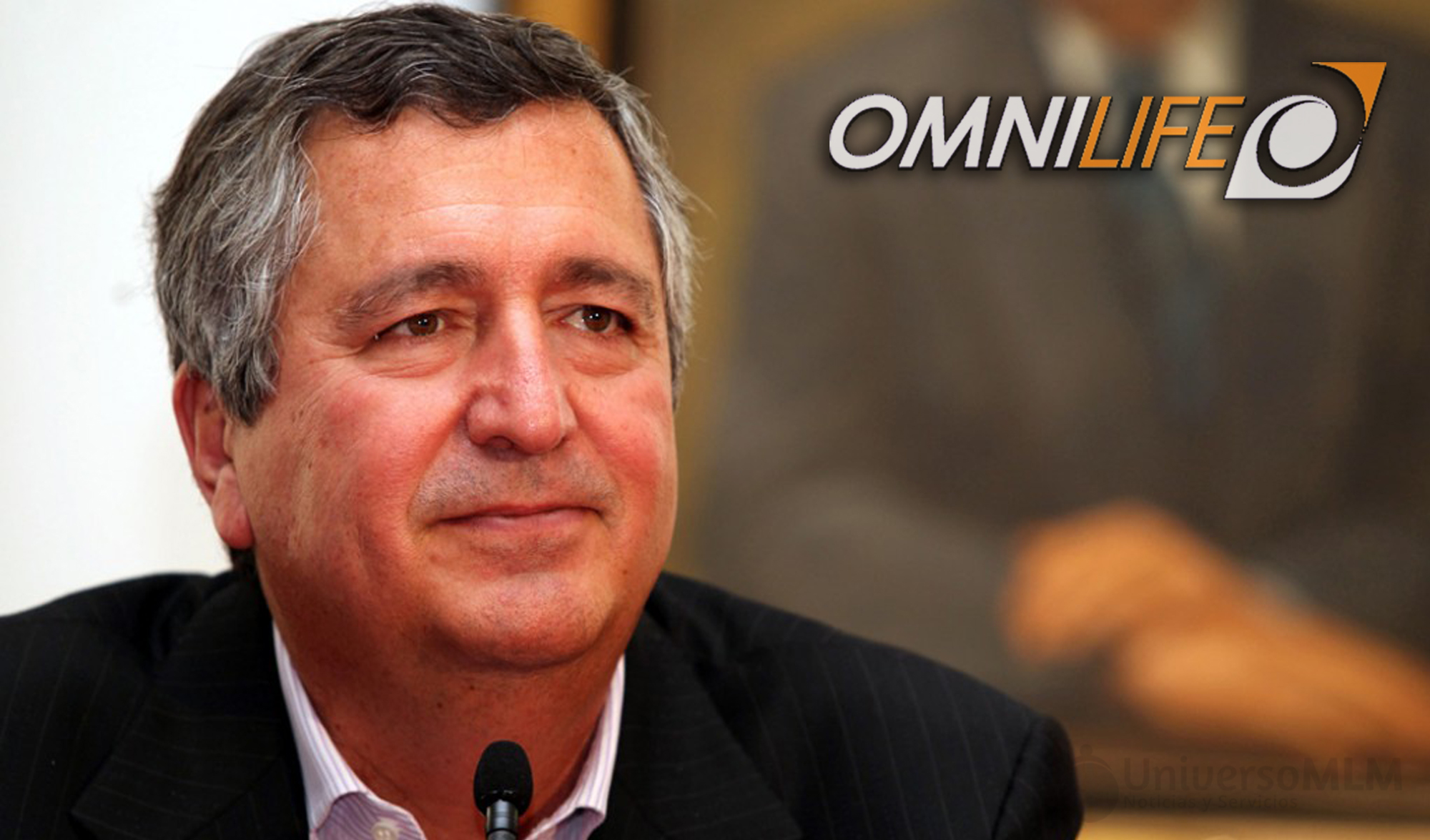 Jorge Vergara, de Omnilife