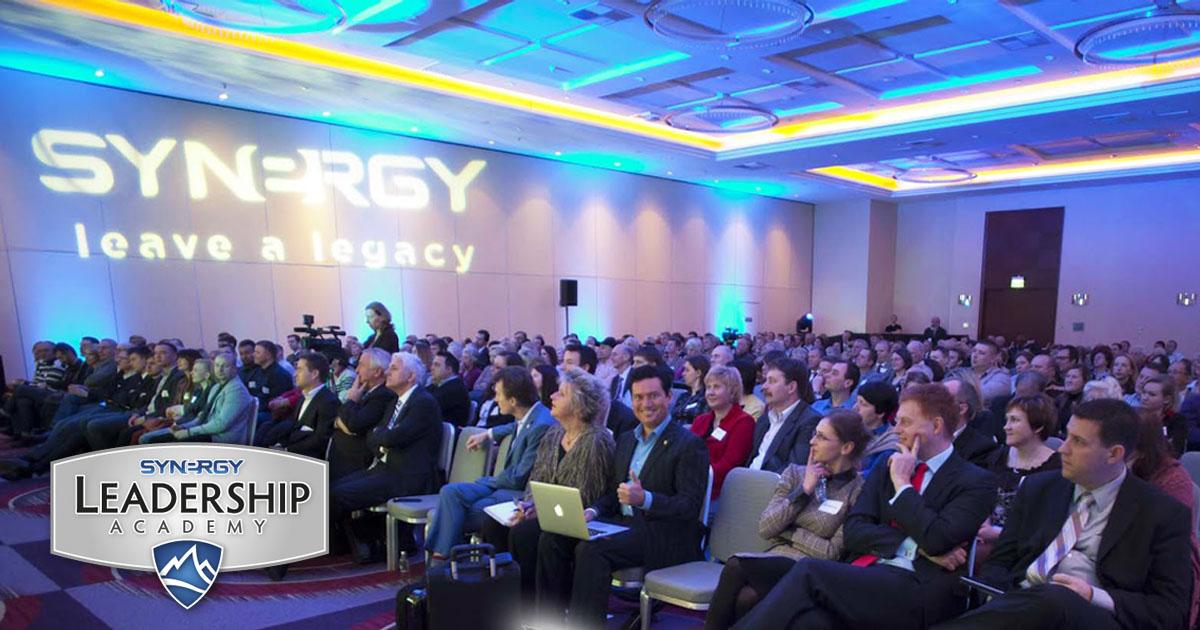 Imagen de un evento de Synergy WorlWide en Polonia