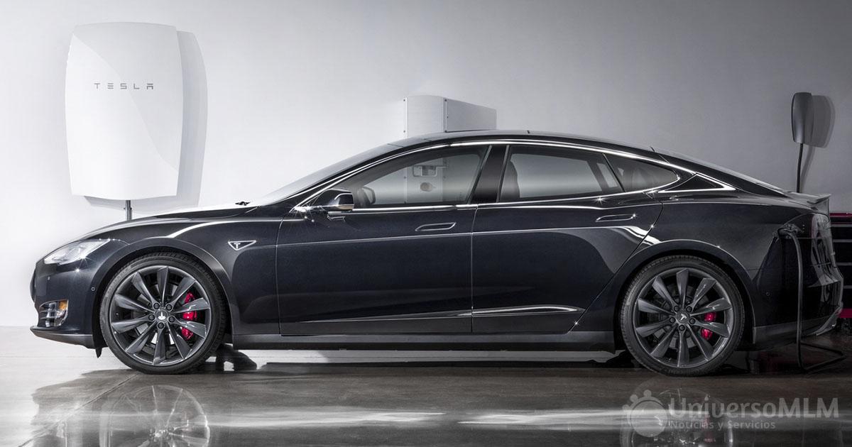 Tesla presenta sus baterías Powerwall para el hogar