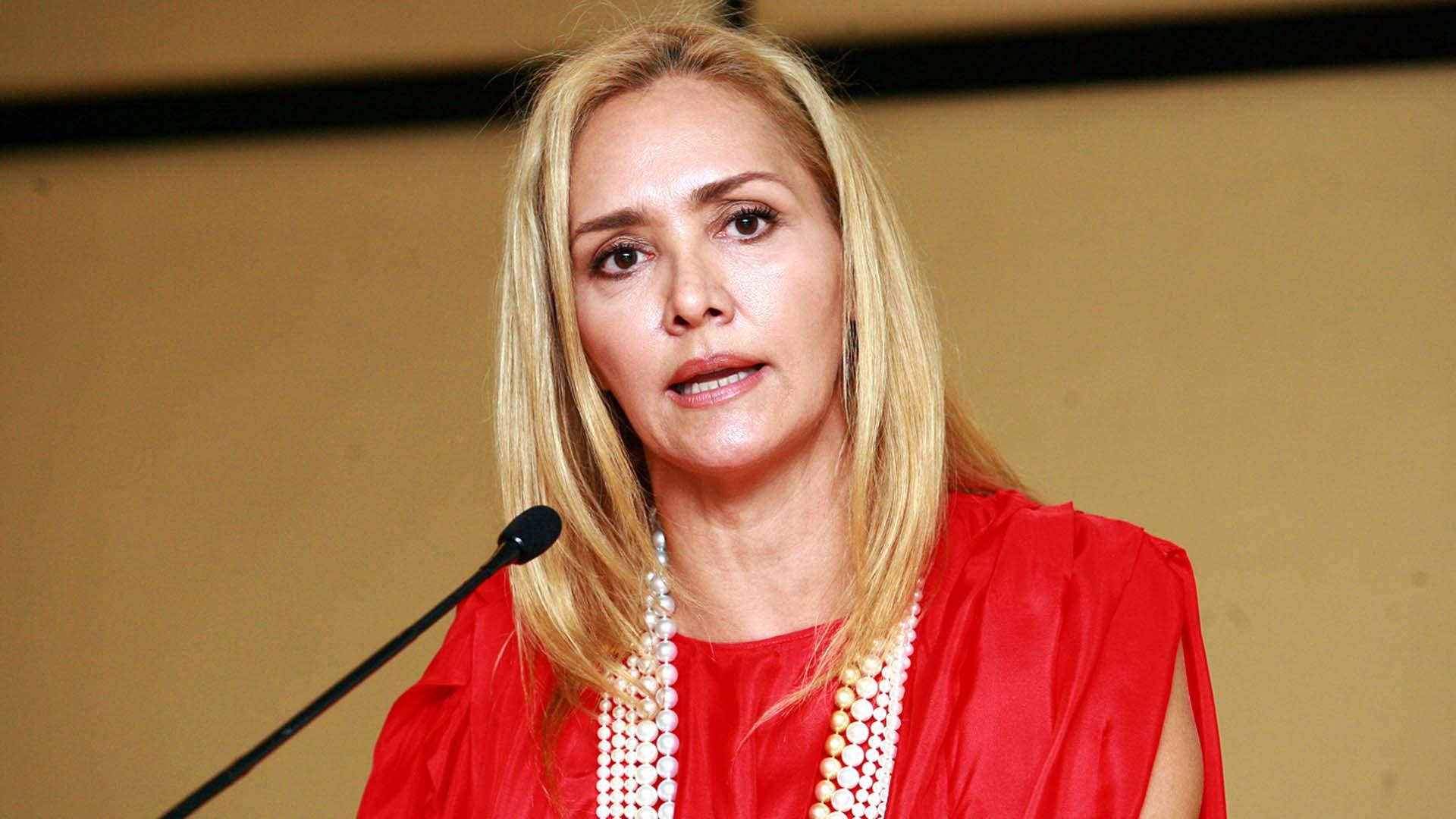 Angélica Fuentes, empresaria mexicana