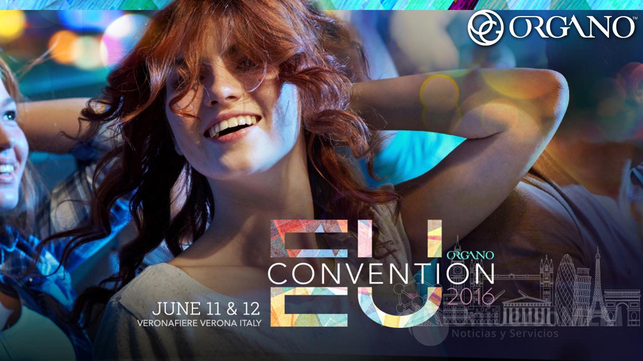 Convención Europea OG 2016