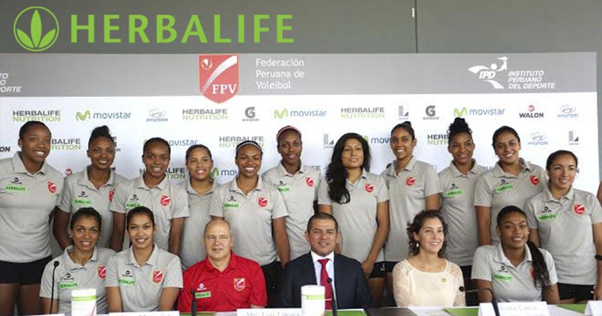 Equipo nacional peruano de voley femenino