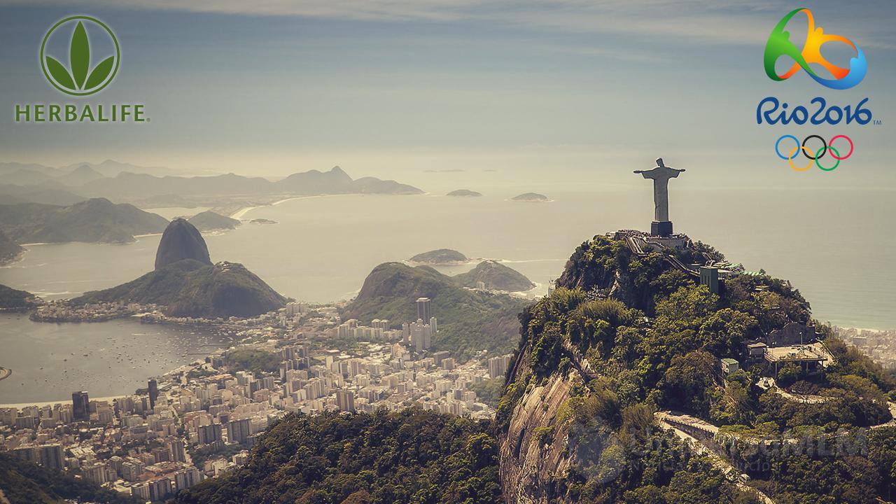 Herbalife, patrocinador en los JJOO Río 2016