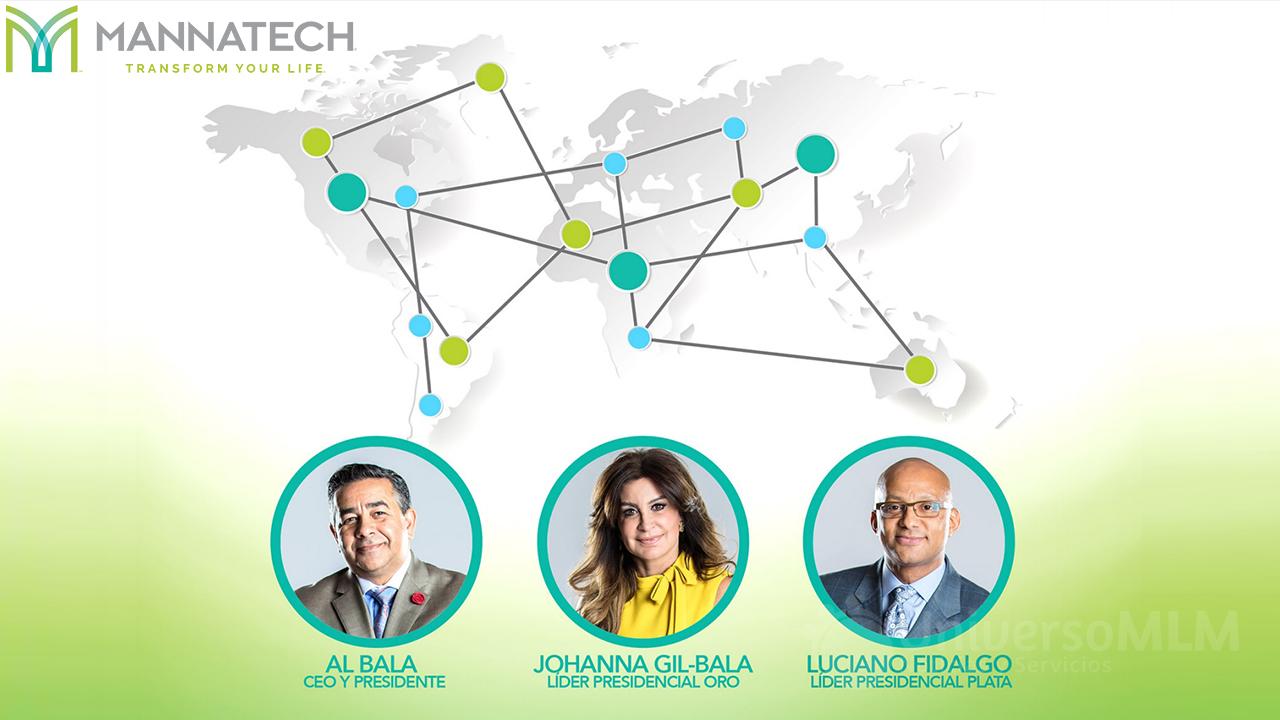 Evento en línea de Mannatech en español
