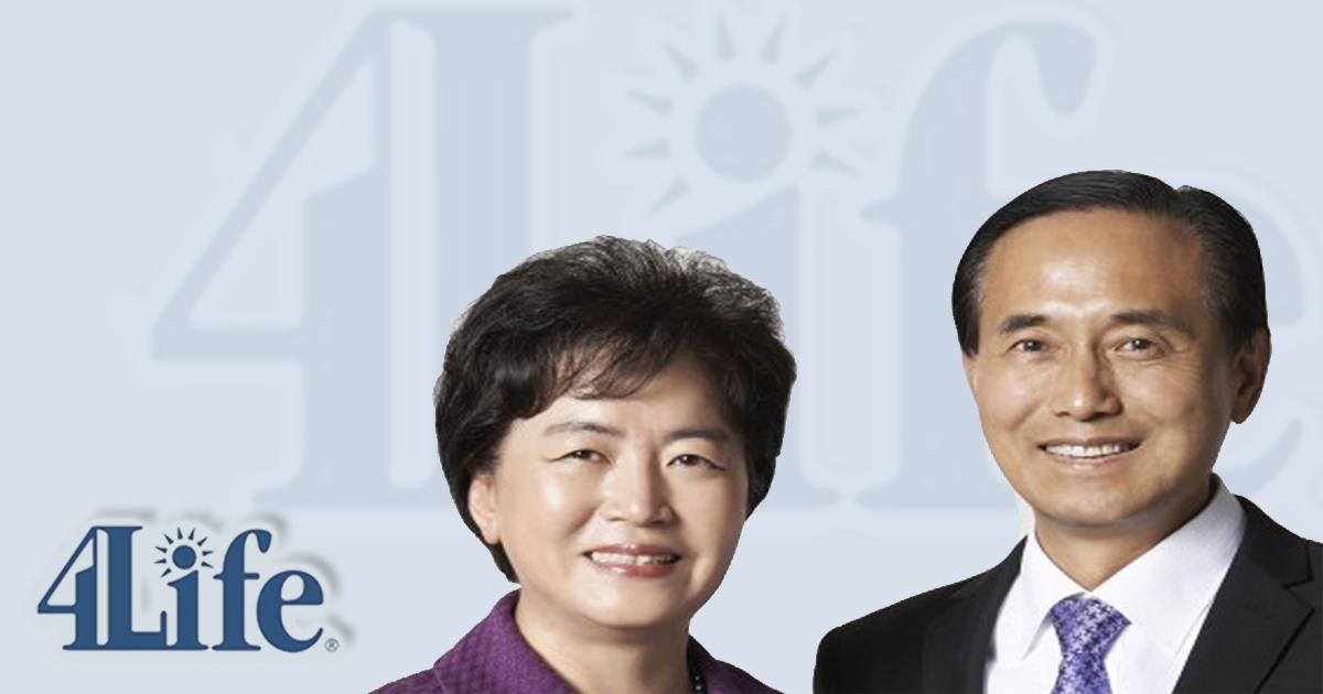 Grace Chun y Lee Sun Woo, los nuevos Diamantes Internacionales Platino de 4Life