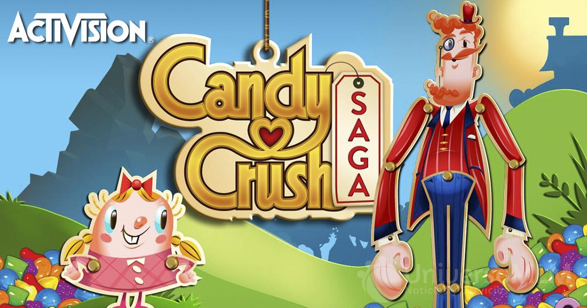 Candy Crush, el exitoso juego de King