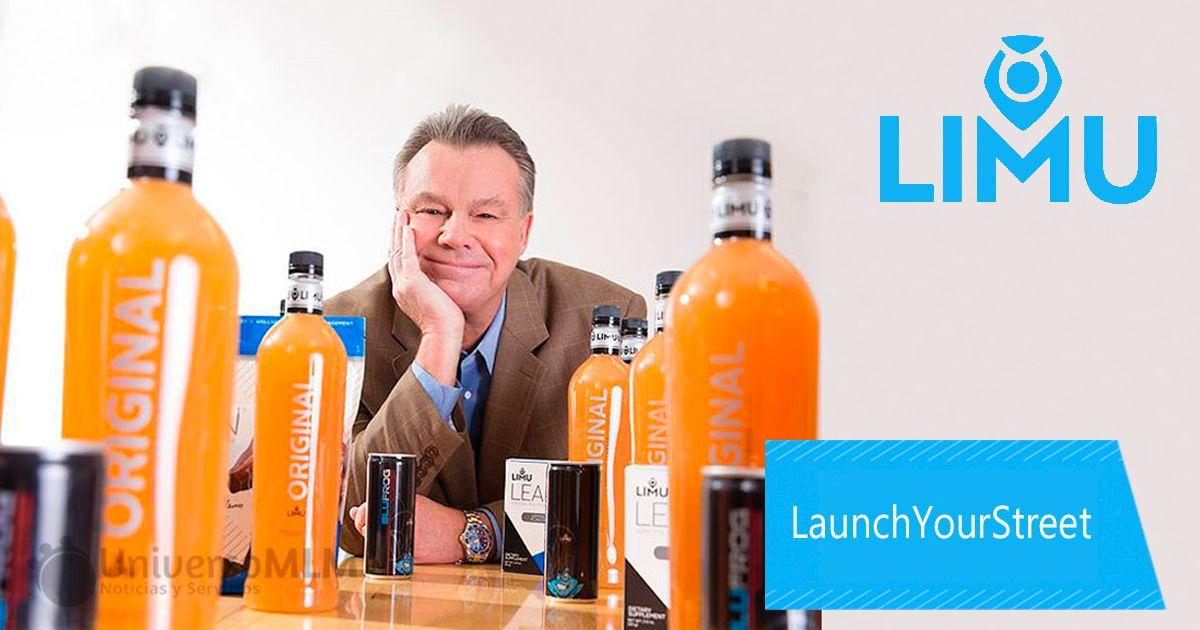 LIMU, lanza su campaña #LaunchYourStreet
