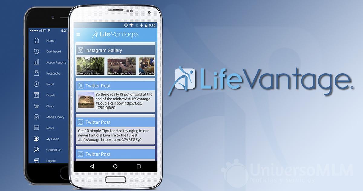 LifeVantage Pro App
