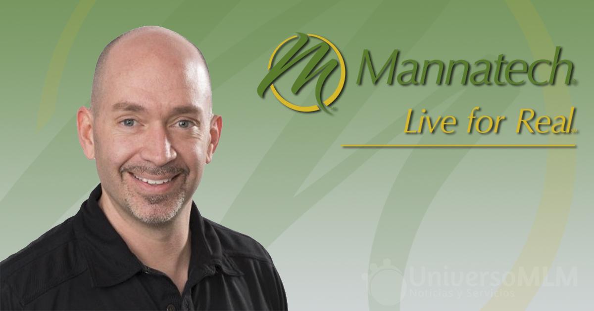 Ben Mayo, nuevo vicepresidente de Sistemas de Ventas Globales de Mannatech