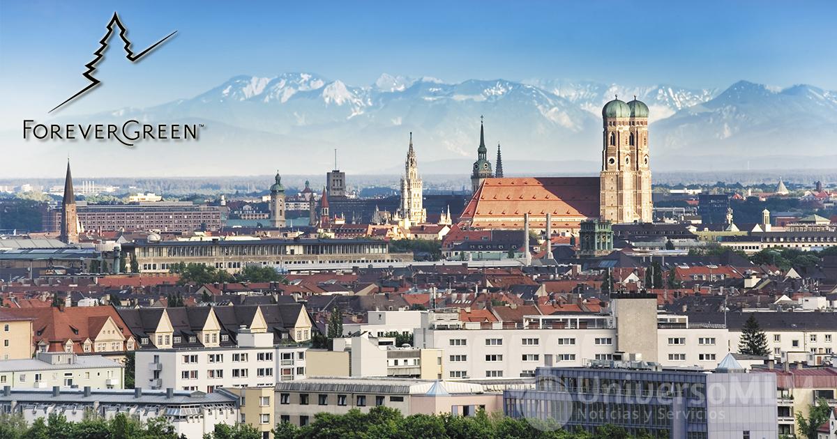 ForeverGreen celebrará su lanzamiento europeo en Múnich