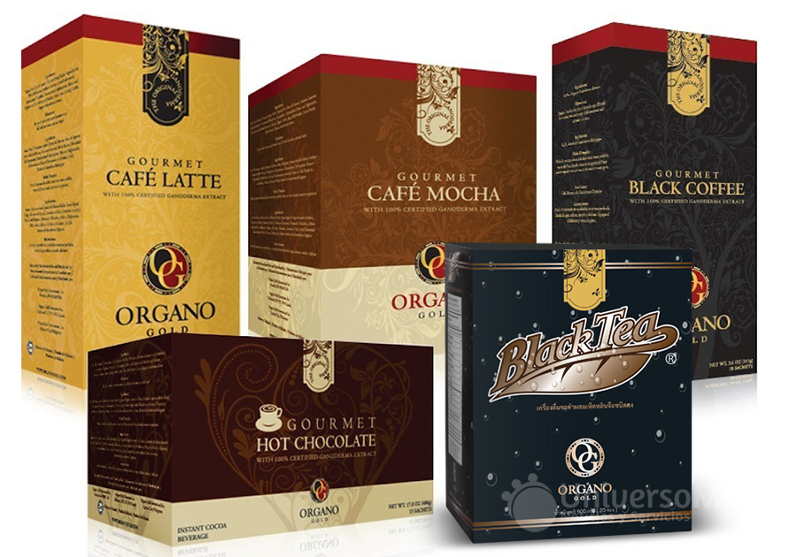 Productos de Organo ya disponibles en Colombia