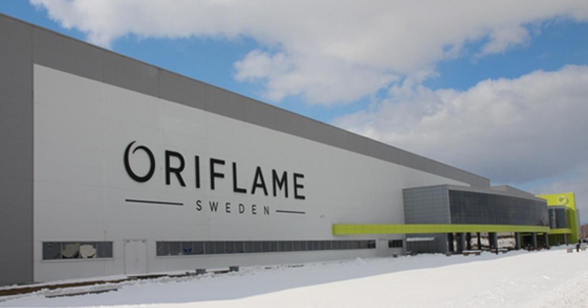 Sede de Oriflame en Suecia