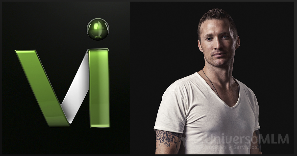 Ryan Blair, CEO de ViSalus