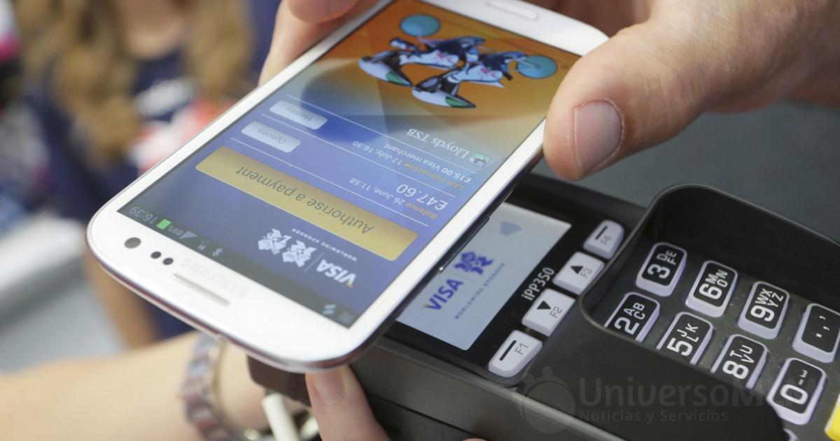 Pagar con Samsung Pay