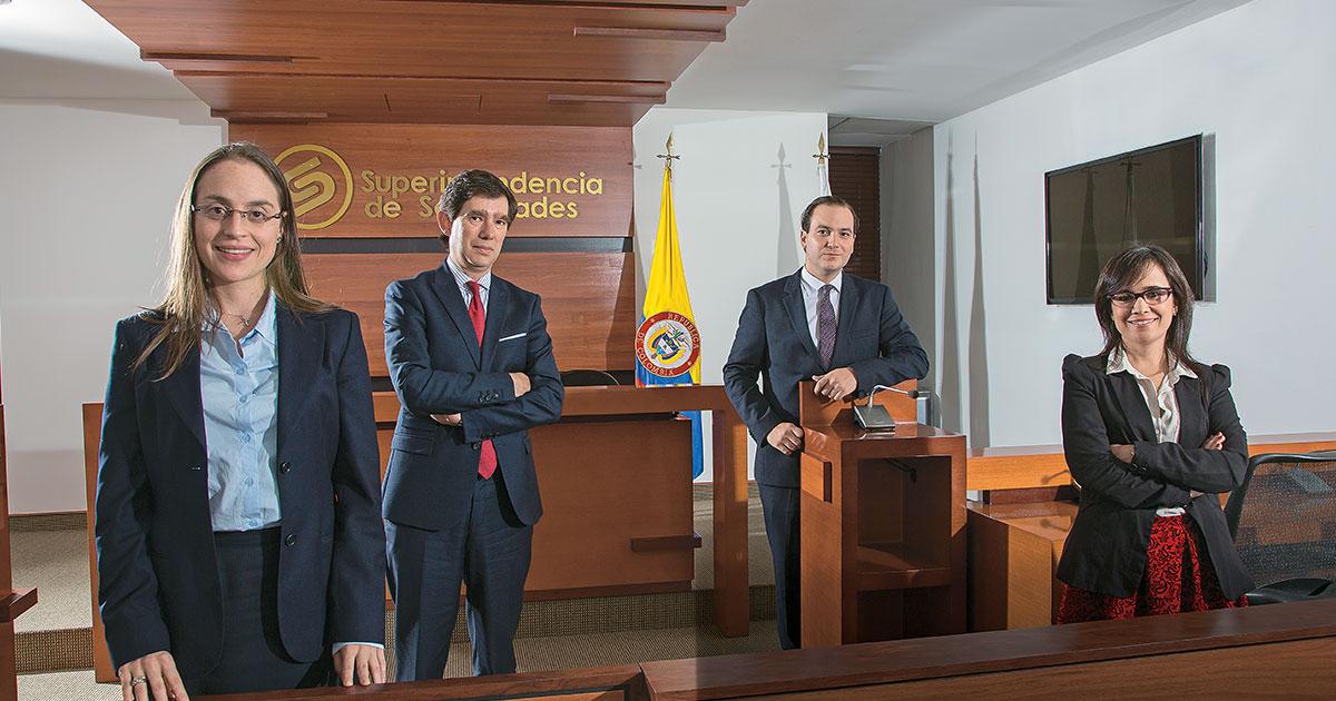Superintendencia de Sociedades en Colombia