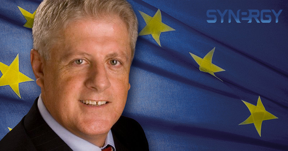 Carmelo Danzi, nuevo vicepresidente de ventas de Synergy Europa