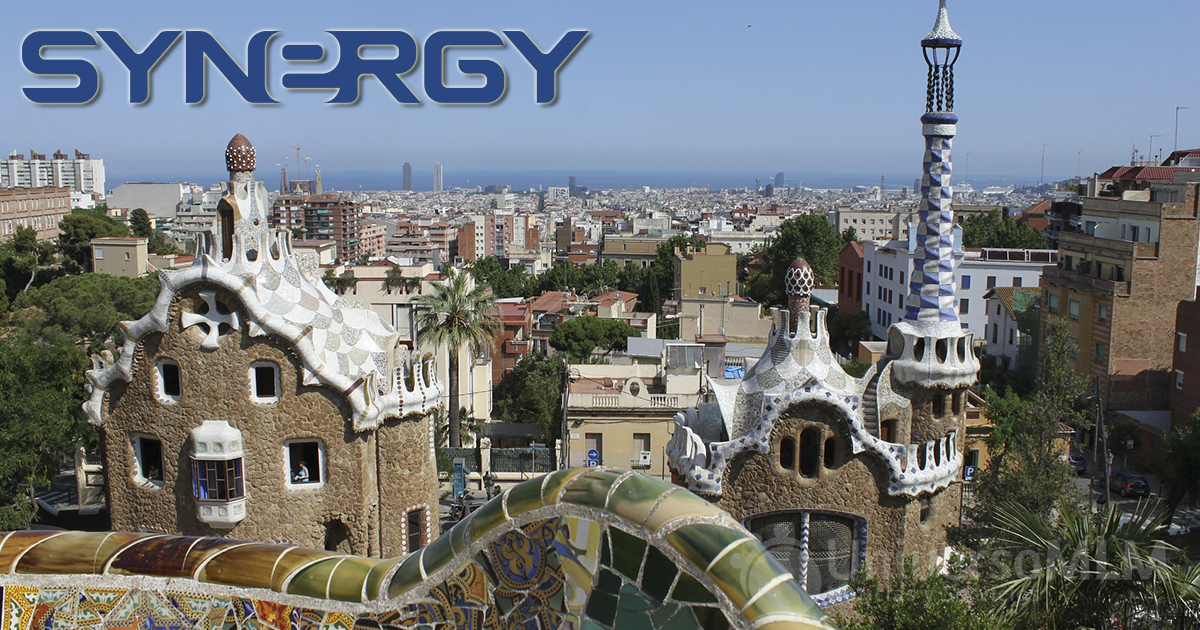 Synergy visitará Barcelona