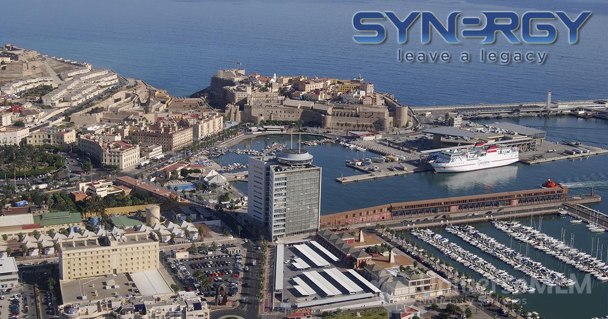 Synergy visitará la ciudad de Melilla