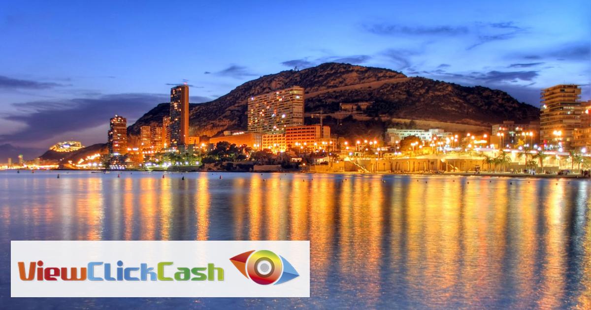ViewClicCash abre oficinas en Alicante (España)