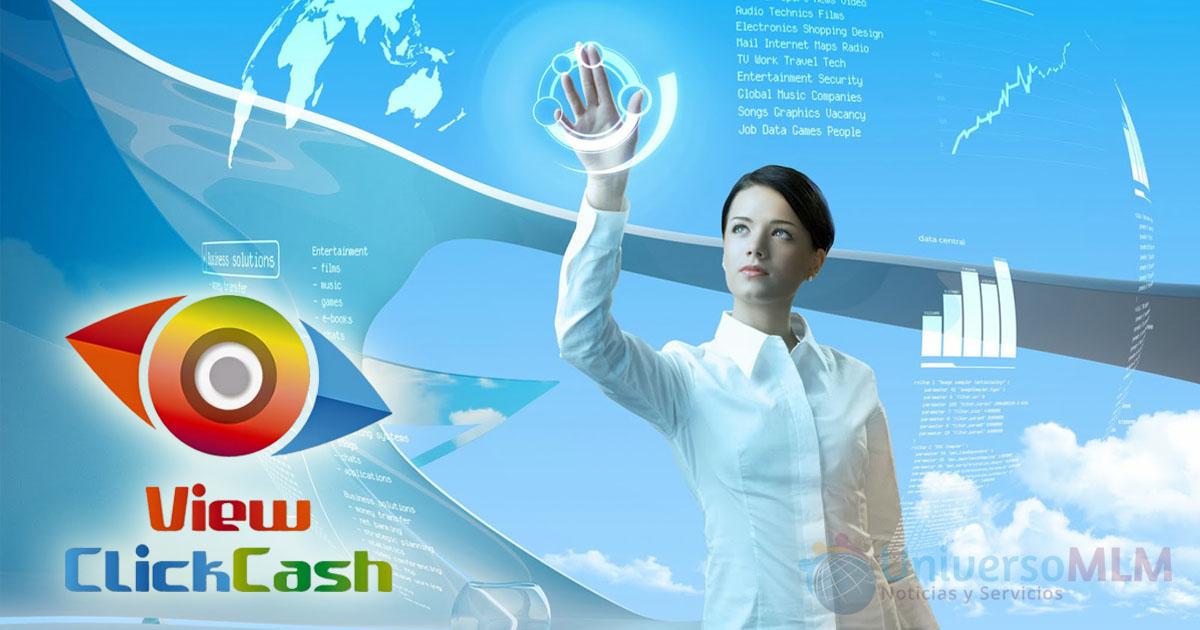 ViewClickCash es una empresa de servicios digitales