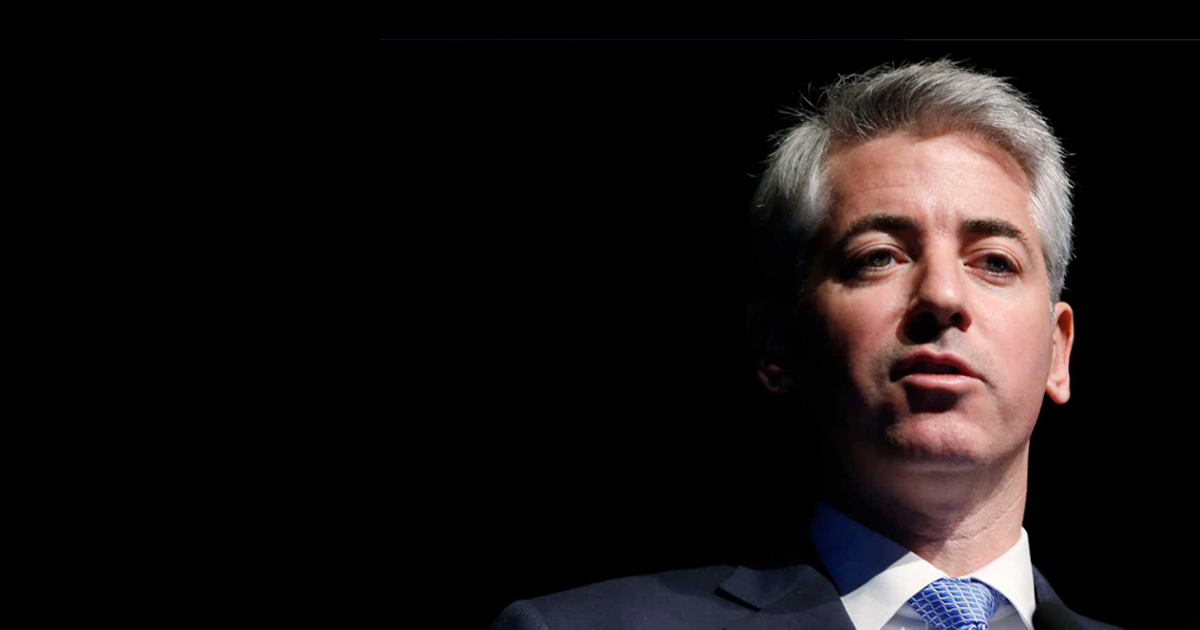 William Ackman, director ejecutivo de Pershing Square Capital Management