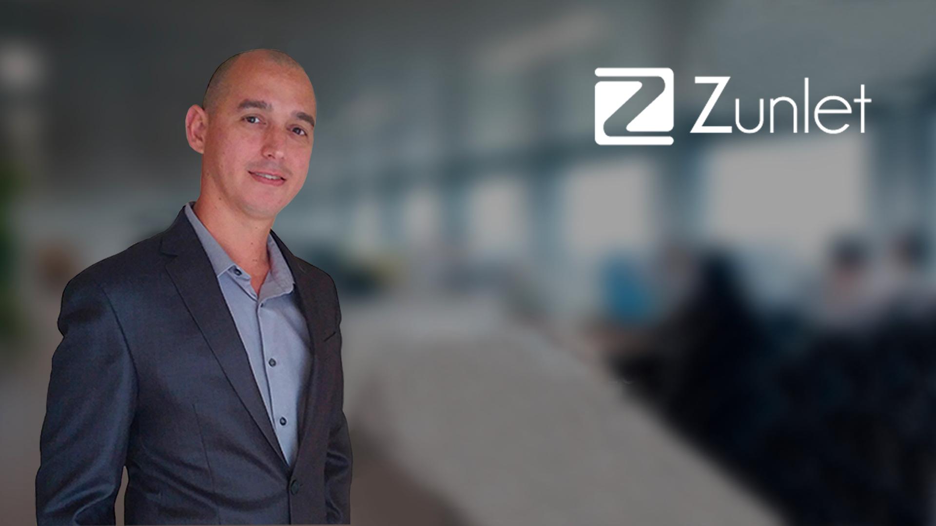 Abel Martínez, CEO de Zunlet